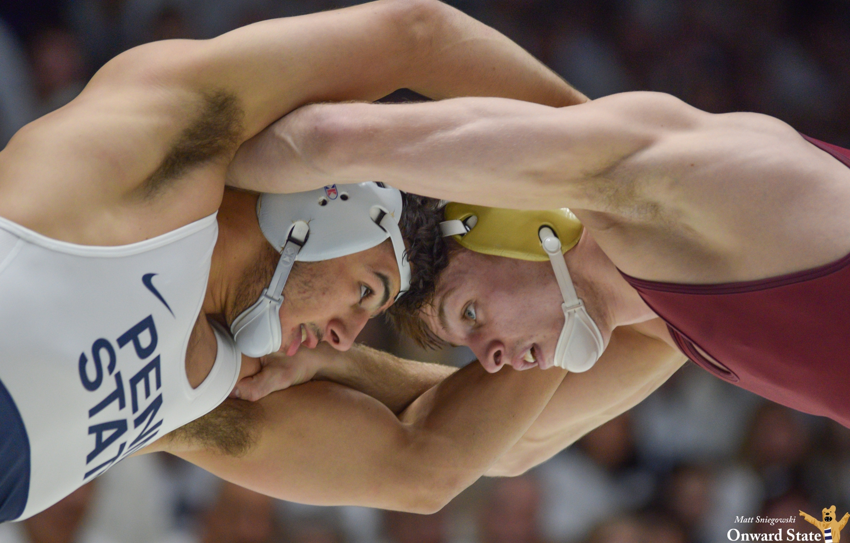 Nickal's pin in finals secures another title for Nittany Lions