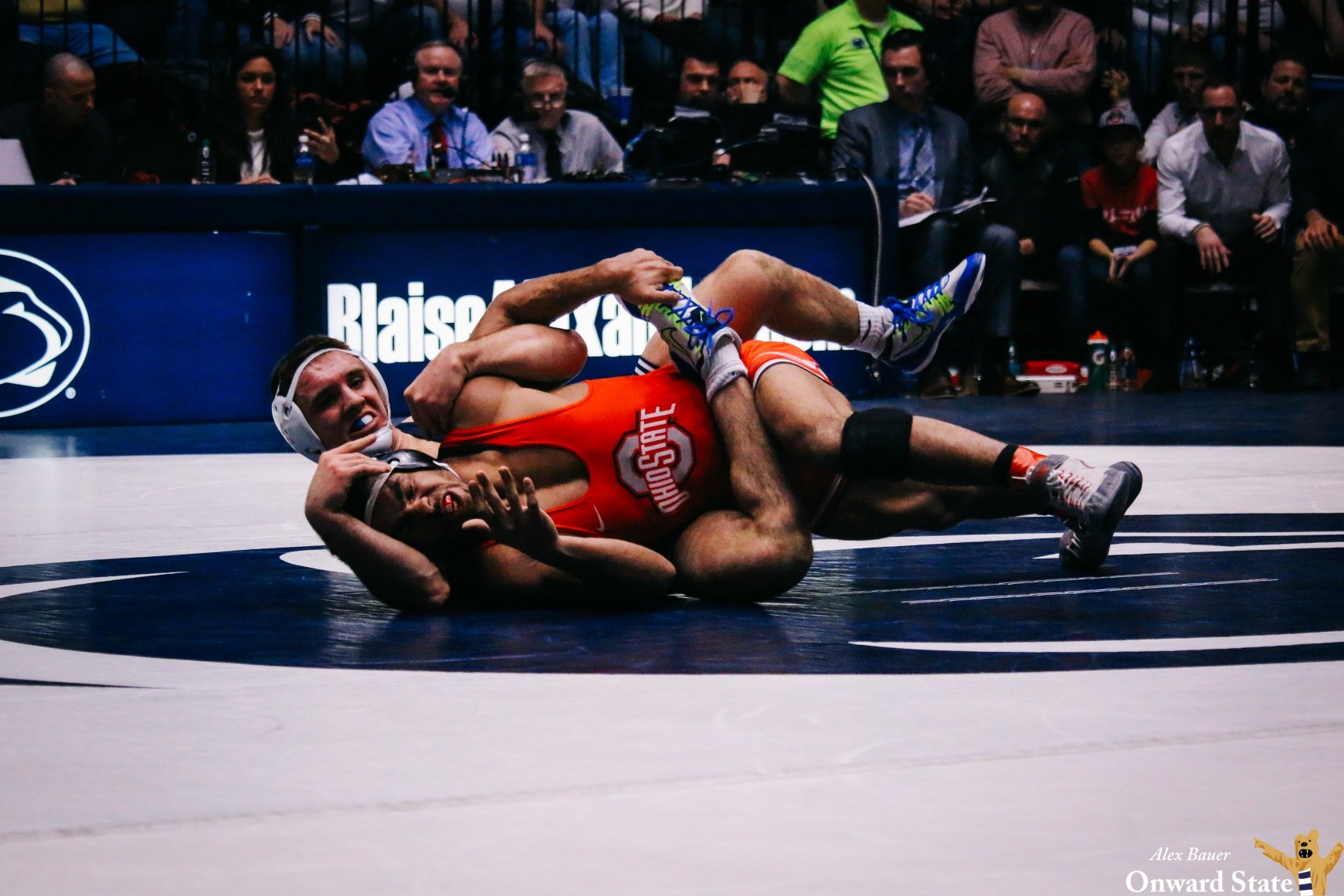 Penn State clinches 2018 NCAA wrestling team title with Bo Nickal's pin