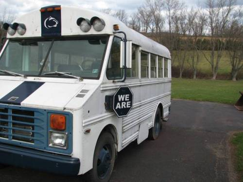 Miniature Penn State Tailgate Bus Up For Sale, Tailgate Never Has To End
