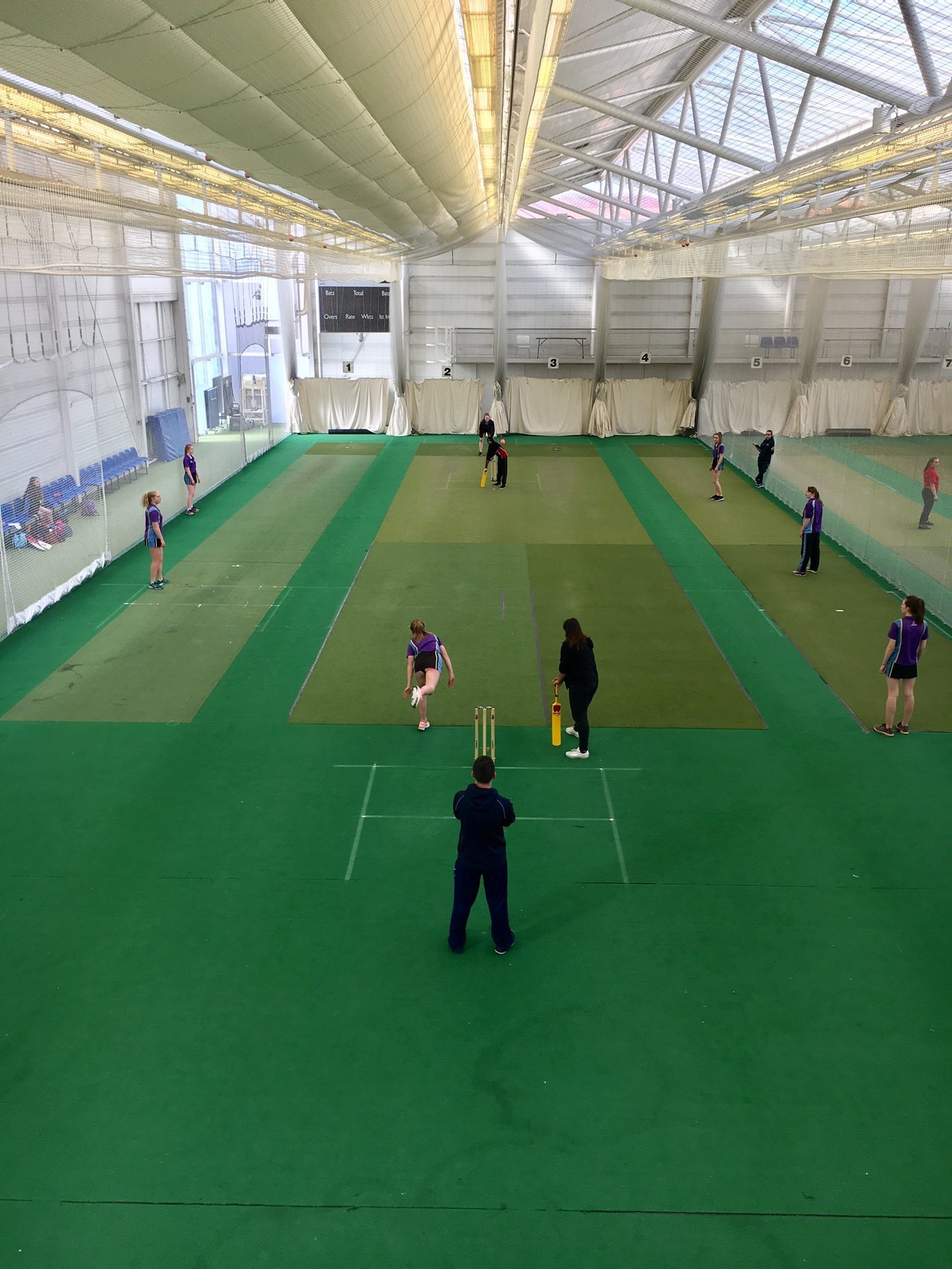 Warwickshire Cricket Board News Indoor Comps 2017