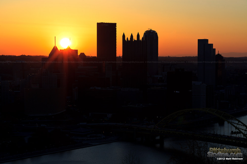 Dawn of a new day in Pittsburgh