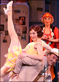 Mara Davi in The Drowsy Chaperone. Photo by Joan Marcus