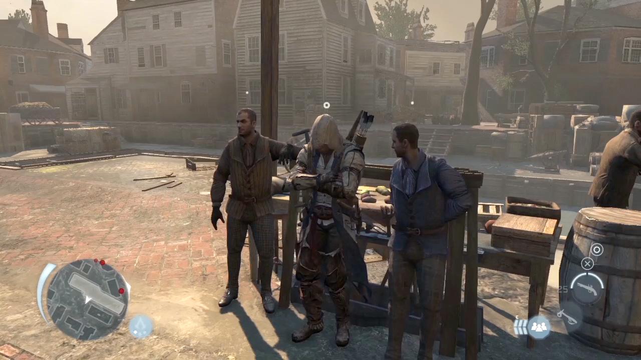 Assassins Creed III Une Date Pour La Version PC