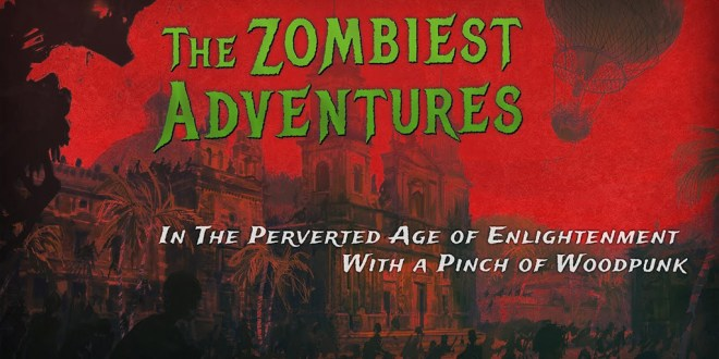 Blood and Gold - The Zombiest Adventures
