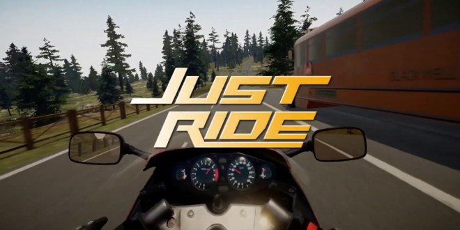 Just Ride Apparent Horizon