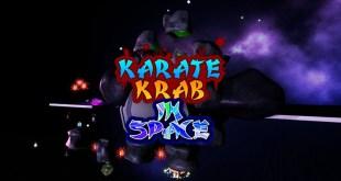 Karate Krab In Space