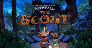 The Lost Legends of Redwall : The Scout Woodlander