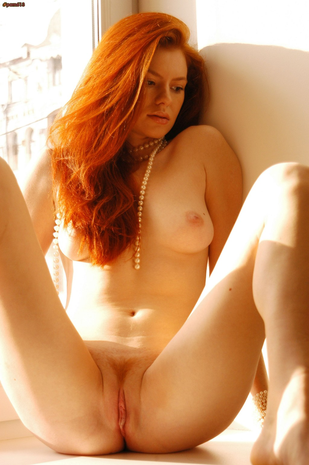 Porn Adult Image Gallery Natural Redhead