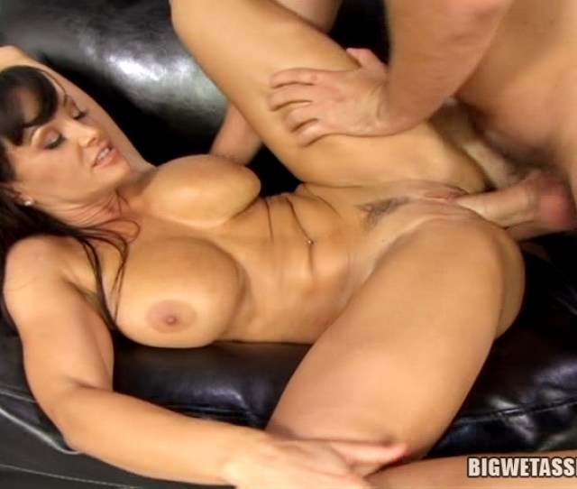 Busty Brunette Porn Diva With Sexy Bottom Catches Cum With Her Mouth After Good Fucking