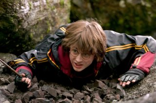 First Potter Harry Task