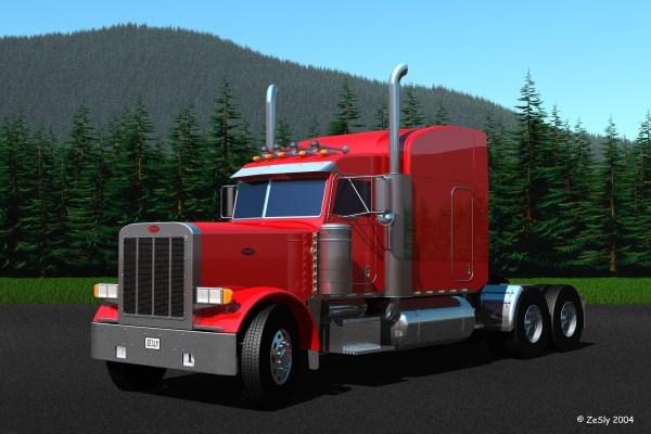 big truck # 61