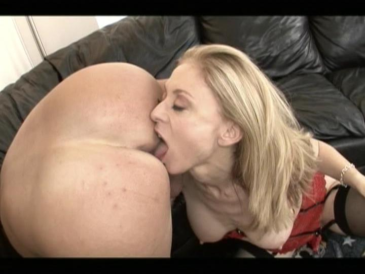 Dirty Tubes has Anilingus .MP4 Video Clips with Nina Hartley