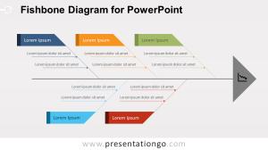 Fishbone (Ishikawa) Diagram for PowerPoint