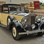 Car Rolls Royce Phantom 3 Barker Razor Edge Sedanca 1937 For Sale Prewarcar