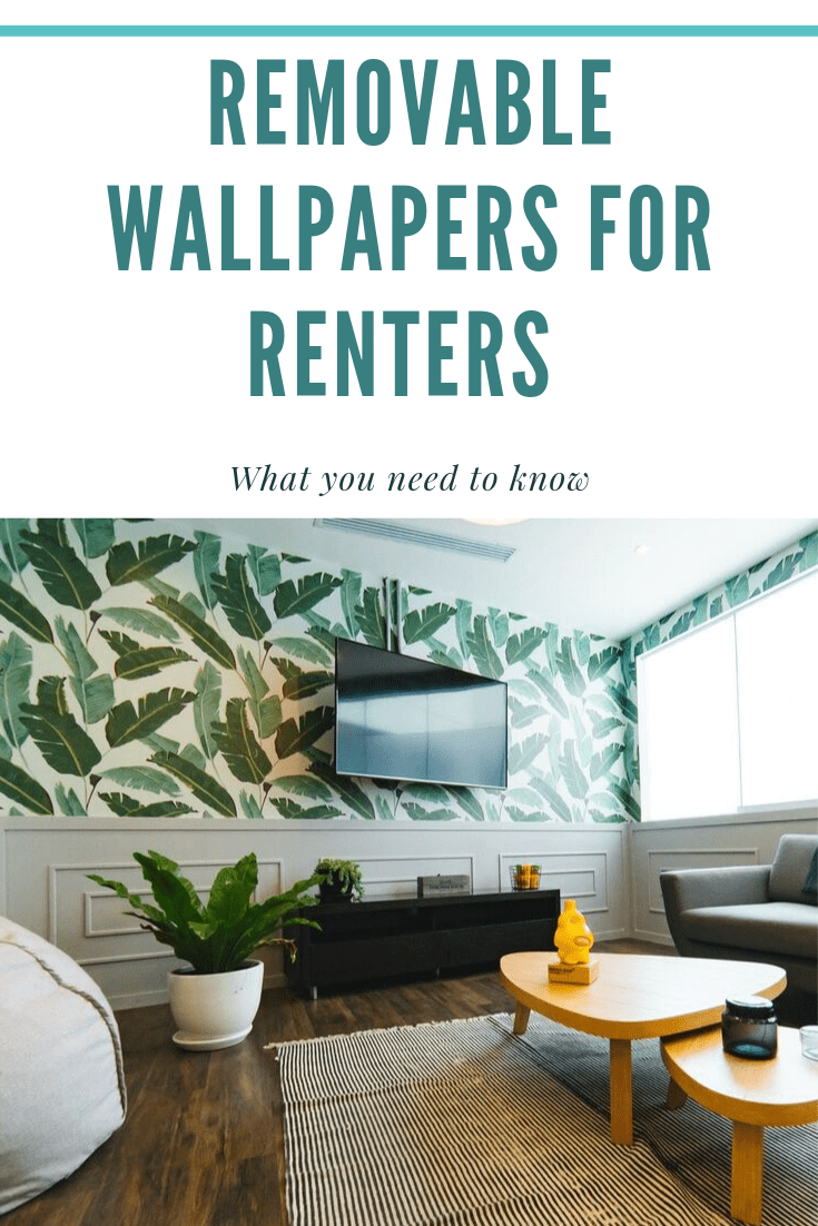 Where To Find Removeable Wallpaper For Renters