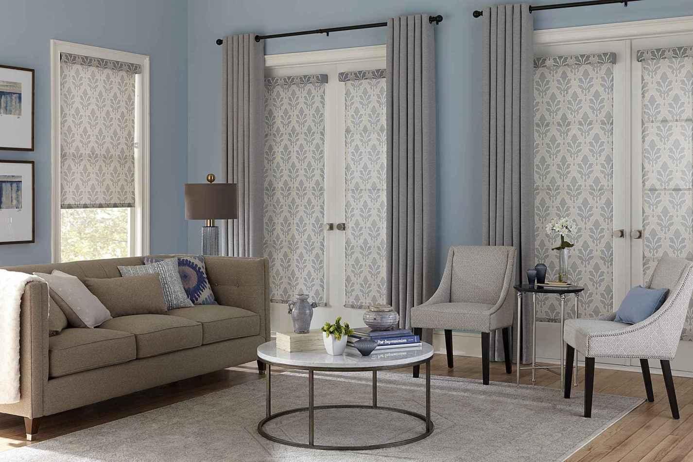 buying blinds for doors