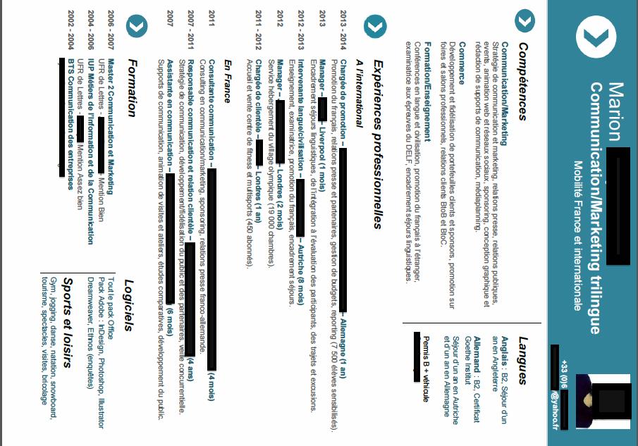 Charge De Communication 5 Conseils Cles Pour Votre Cv Cadremploi