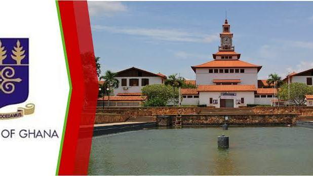 University of Ghana is the top best university in Ghana