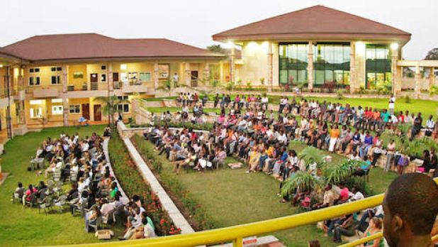 Ashesi University is a popular Ghanaian university and is rated one of the top 10 best universities in Ghana