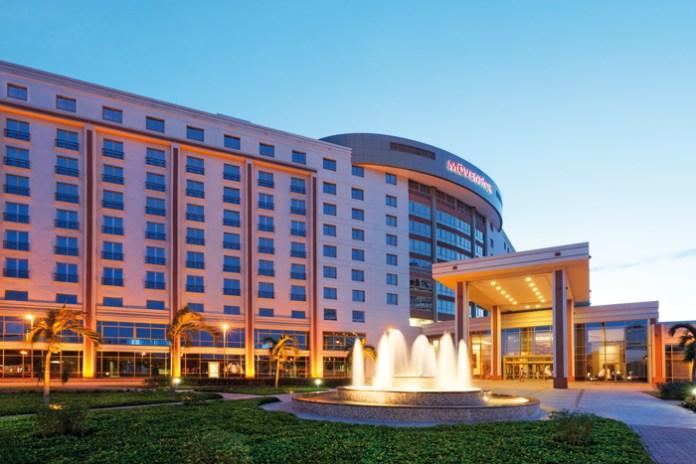 Mövenpick Ambassador Hotel Accra, the third-best hotel in Ghana