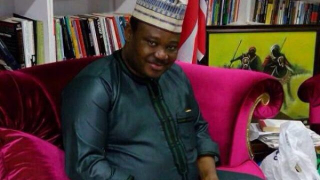 Jimoh Ibrahim is the son of a bricklayer from Ondo state, Nigeria.