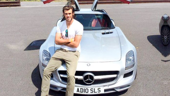 Gareth Bale has earned lots of Money in his football and endorsements which placed him as the seventh richest footballer player in the world