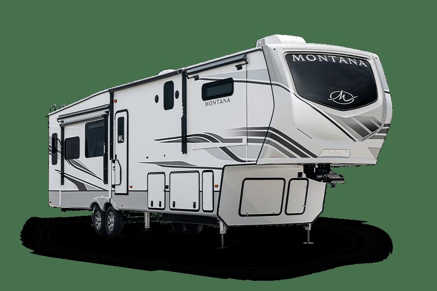 2022 Keystone Montana 3761FL Exterior