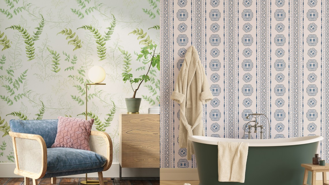 The Hottest Wallpaper Trends Of 2021 Inspiration Lick