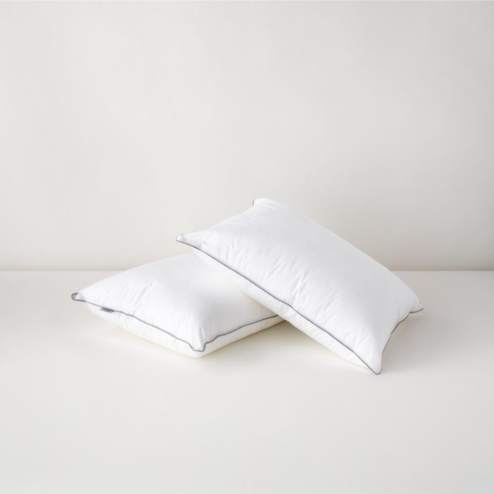 down alternative pillow 2 pack standard