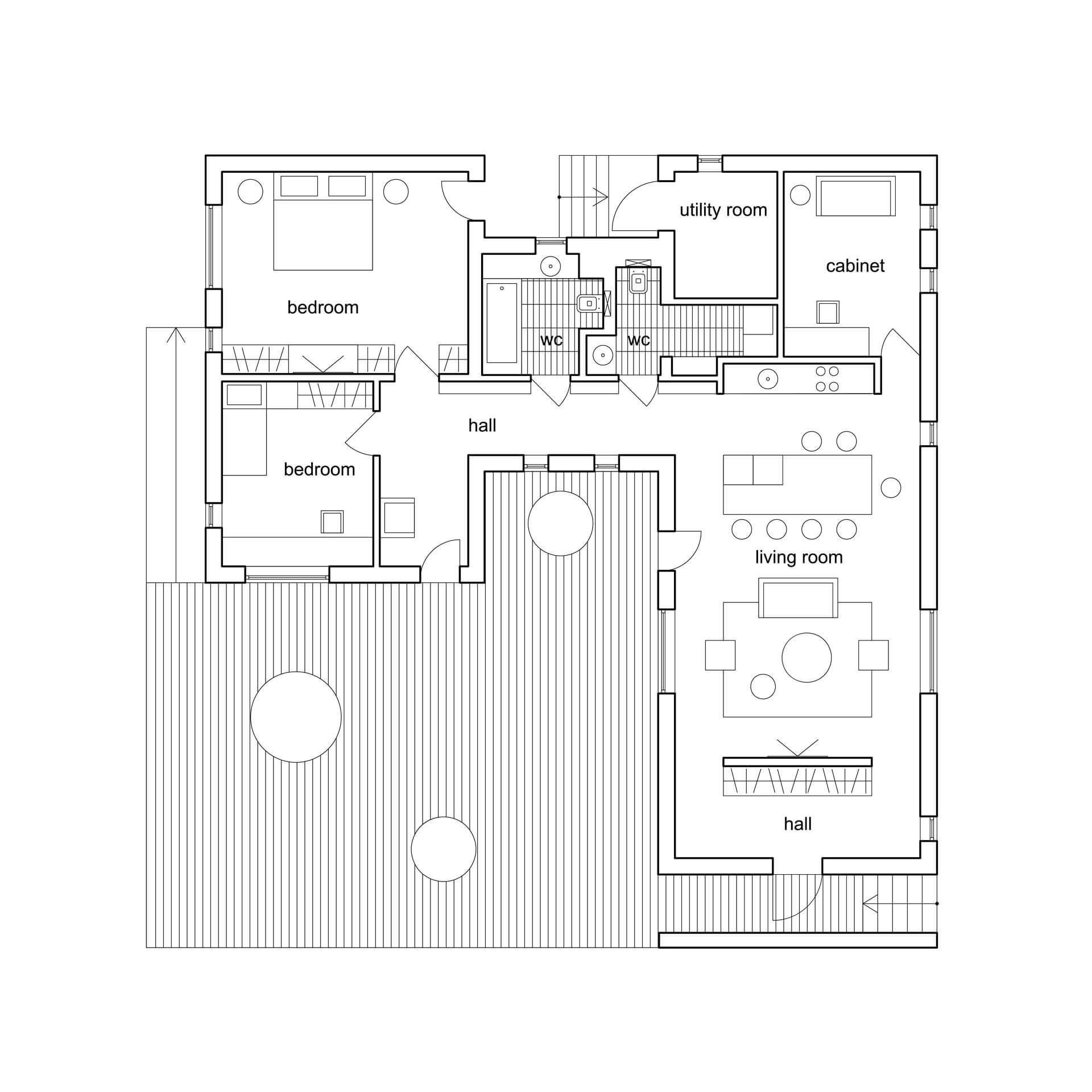 maison d architecte modeles plans et