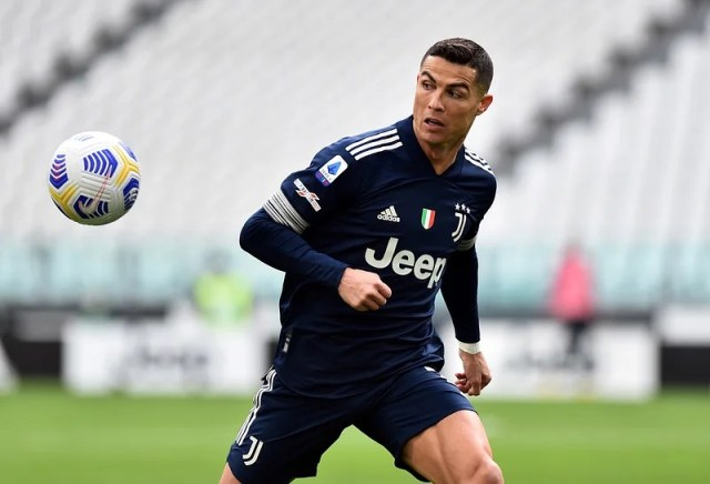 Will Ronaldo stay at Juventus — that's what Google is looking for.
