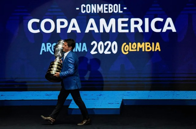 There is a lot of uncertainty about Copa now.