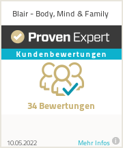 Erfahrungen & Bewertungen zu Blair - Body, Mind & Family