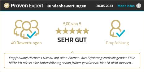 Kundenbewertungen & Erfahrungen zu Lawtechgroup GmbH. Mehr Infos anzeigen.