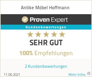 Erfahrungen & Bewertungen zu Antike Möbel Hoffmann