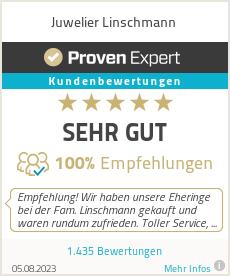 Erfahrungen & Bewertungen zu Juwelier Linschmann