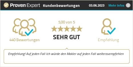 Kundenbewertungen & Erfahrungen zu Krag Immobilien GmbH. Mehr Infos anzeigen.