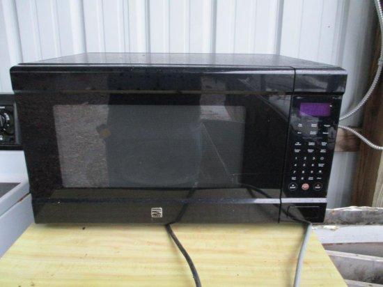 kenmore elite microwave oven 721