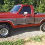1986 Ford F150 Xlt Lariat Collector Cars Collector Trucks Vans Online Auctions Proxibid