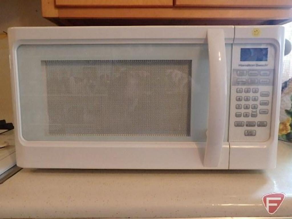 hamilton beach microwave model hb