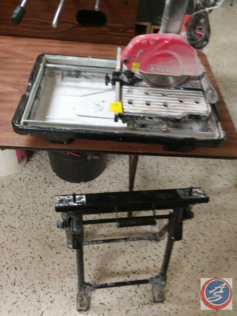 husky tile saw model thd950ln and