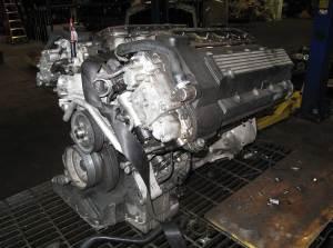 20002003 BMW E39 M5 M S62 50L V8 Engine Assembly w