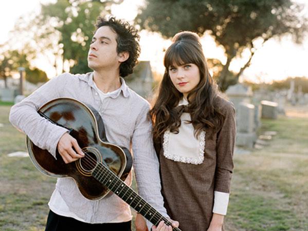 She & Him: Random Image
