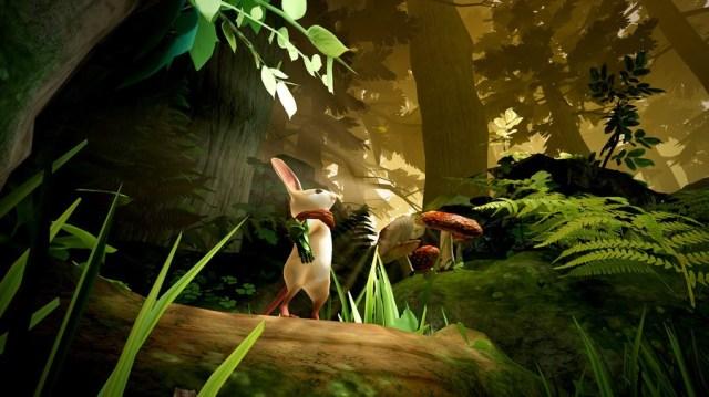 Best PSVR Game Moss