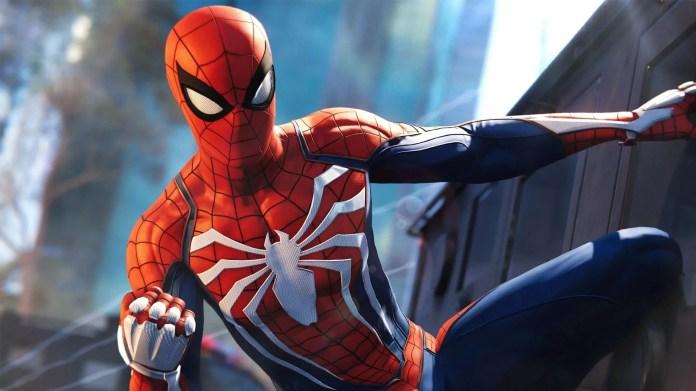 Risultati immagini per SpiderMan ps5