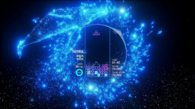 Tetris Effect PS4 PlayStation 4 PSVR
