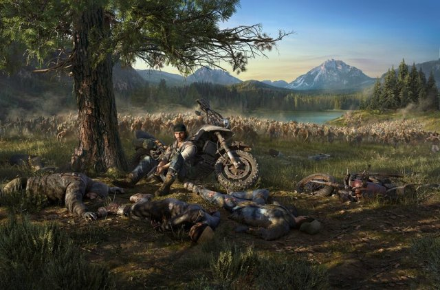 Days Gone PS4 1