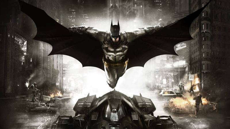A New Batman Game Could Be Swooping In on PS4 Soon