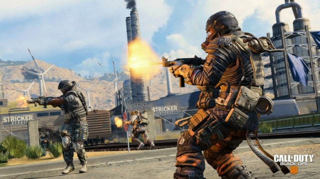 Call of Duty: Black Ops 4 Blackout Private Beta PS4 PlayStation 4