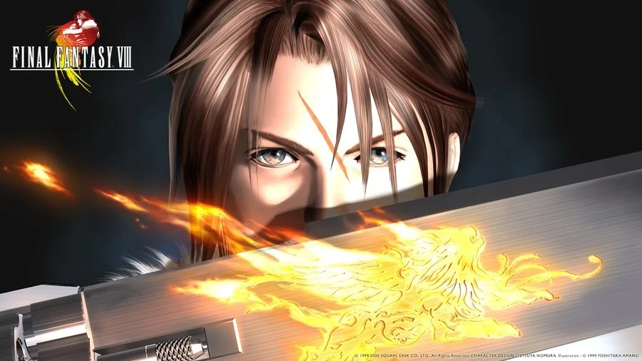 Image result for final fantasy 8